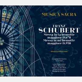 Schubert,Messe
