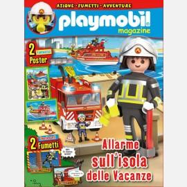 Uscita N°4 del 2019 + Pompiere in azione