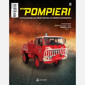 Iveco Unic 75PC Antincendio Boschivo (1974)