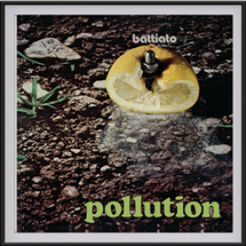 Franco Battiato - Pollution (Vinile 180 gr)