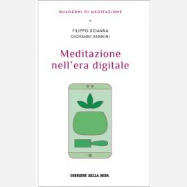 Meditazione nell'era digitale