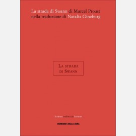 Marcel Proust, La strada di Swann