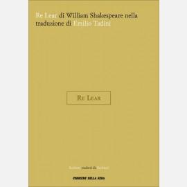 William Shakespeare, Re Lear