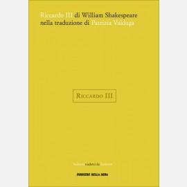 William Shakespeare, Riccardo III