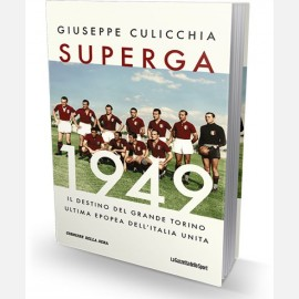 Superga 1949 di Culicchia Giuseppe