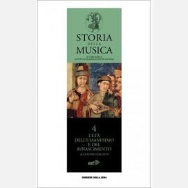 Claudio Gallico, L'età dell'Umanesimo e del Rinascimento