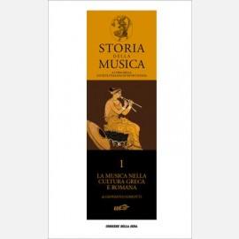 Giovanni Comotti, La musica nella cultura greca e romana