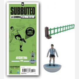 Argentina 2018 - steccato aperto + colonna laterale