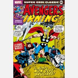 Avengers 18 - Il mondo non deve bruciare!