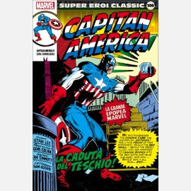 Capitan America - La caduta del teschio!