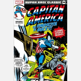 Capitan America - La rinascita di Bucky !