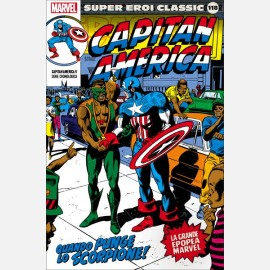 Capitan America - Quando punge lo scorpione!