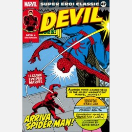 Daredevil 4 - Arriva Spider-Man