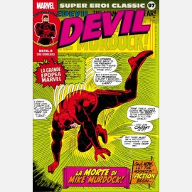 Daredevil - La morte di Mike Murdock!
