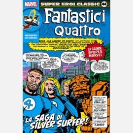 Fantastici Quattro 11 - La saga di Silver Surfer!