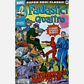 Fantastici Quattro 8 - Lo spaventoso quartetto!
