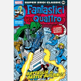 Fantastici Quattro 9 - Battaglia al Baxter building!