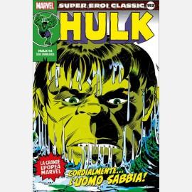 Hulk 14 - Cordialmente... L'uomo sabbia!