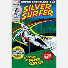 Le origini di Silver Surfer