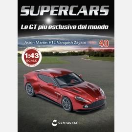 Aston Martin V12 Vanquish Zaga