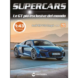 Audi R8 V10 Coupè 2019