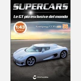 Koenigsegg CC8S 2002