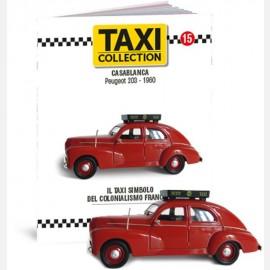 Peugeot 203 - Casablanca 1960