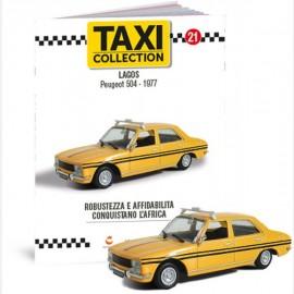 Peugeot 504 - Lagos 1977
