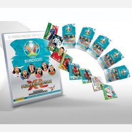 Starter Pack (raccoglitore, guida ufficiale, 4 bustine, 2 limited edition)