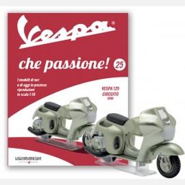 Vespa 125 Circuito (1950) + Cofanetto