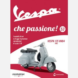 Vespa 125 VNB4 1962