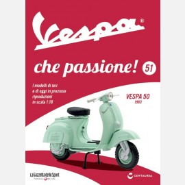Vespa 50 1963
