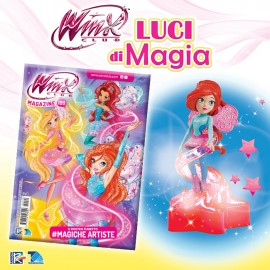 Winx Magazine N° 199 + Bloom Luci di Magia
