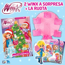 Winx Magazine N° 201 + 2 Winx e La Ruota