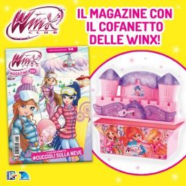 Winx Magazine N° 202 + Cofanetto delle Winx