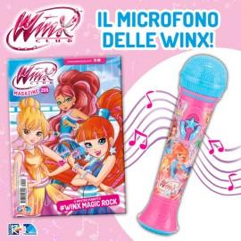Winx Magazine N° 205 + Microfono