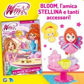 Winx Magazine N° 208 + Bloom, l'amica stellina e tanti accessori