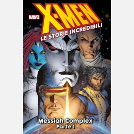 Messiah Complex parte 1