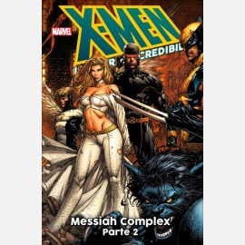 Messiah Complex parte 2
