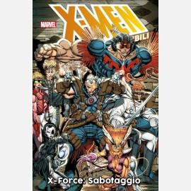 X-Force: Sabotaggio