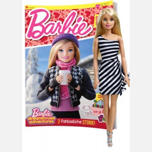 Febbraio 2021 + Barbie Glitz