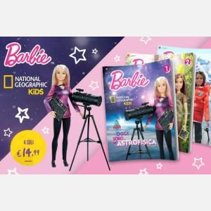 Novembre 2020 + Barbie National Geographic (Fotografa o Astrofisica o Biologa)