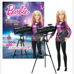 Barbie Astrofisica