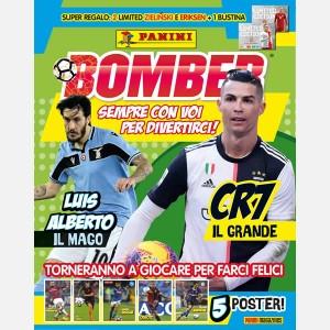 Marzo 2020 (Sempre con voi per divertirci) + 2 cards Limited Edition: Piotr ZIELINSKI (Polonia) e Christian ERIKSEN (Danimarca) + 1 bustina UEFA EURO 2020 Adrenalyn XL