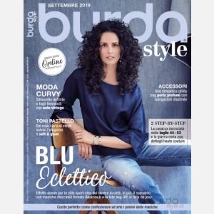 Settembre 2019 - Blu eclettico