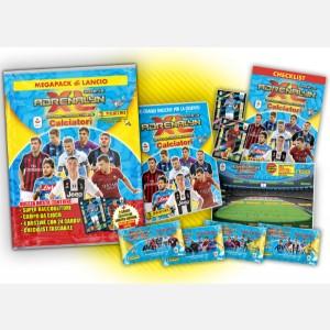Starter Pack (24 Cards + Raccoglitore + 2 Cards Limited Edition: VERDI e KOLAROV + Checklist + Campo da gioco)