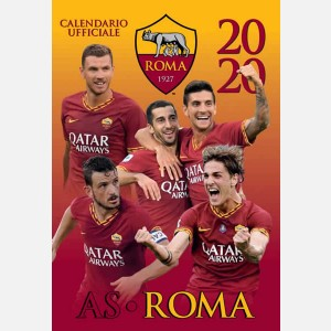 Calendario Roma 2020 - Verticale