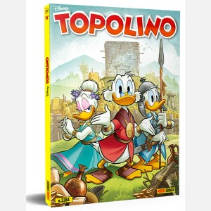 Topolino N° 3384 + Super bustina Verde (Animali Stricker Collection)
