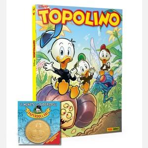Topolino N. 3400 + Moneta Qui Quo Qua