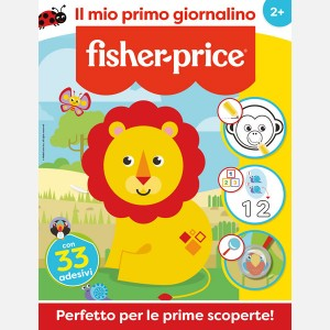Uscita N. 1 (Novembre 2019) + Little People Fisher-price